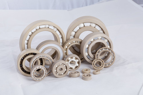 high friction plastic ball bearings